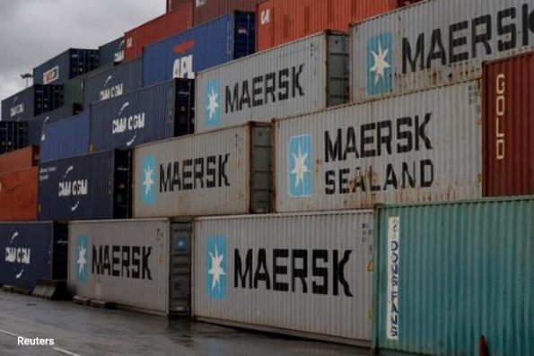 Maersk says working on recovery plan after cyber attack