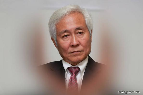 Mah Siew Kwok retires as Diversified Gateway chairman