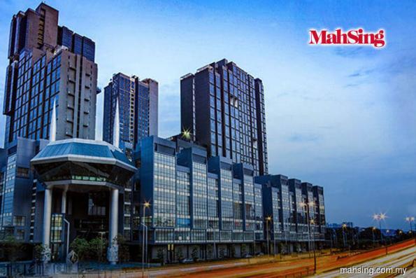 Mah Sing 3Q net profit up, on track to meet RM1.8b sales target