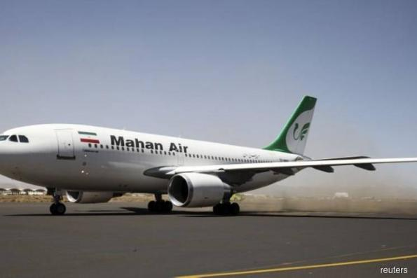 Germany to bar Iran's U.S.-sanctioned Mahan Air — Bild
