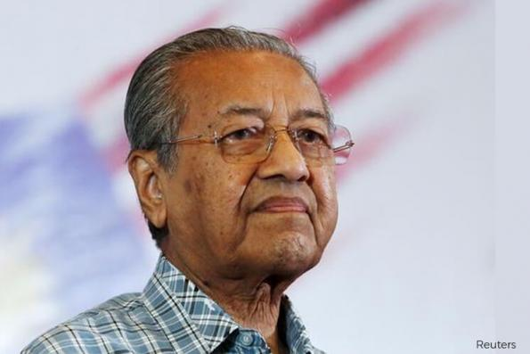 Proton sale: Dr M laments 'my child is lost, and soon my country'