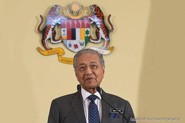Dr M: No more meddling in National Audit Department by PMO or govt