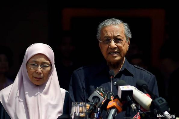How sworn enemies toppled Najib but pose a new risk to Malaysia