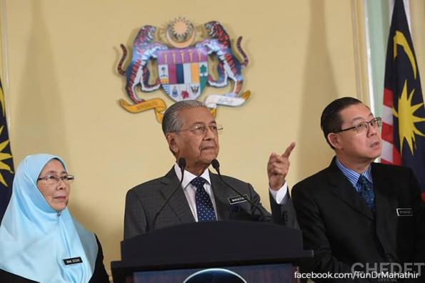 PM announces Hari Raya incentives for Felda and Felcra settlers