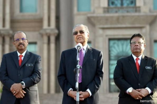 Dr Mahathir : Malaysia government to achieve goals without increasing cost