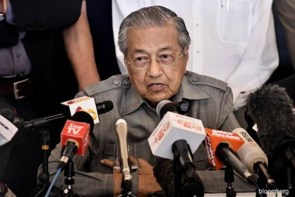Mahathir to extend time as Malaysia PM, bring case against Najib