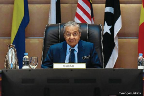 Dr Mahathir: Asset declaration by ministers being worked out