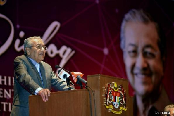 Mahathir says will honour PH agreement on succession