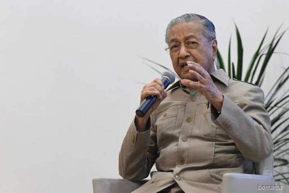 Dr Mahathir : Bersatu to scrutinise applications from former UMNO members