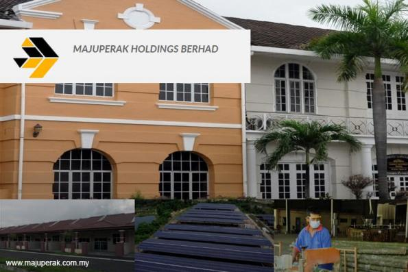 Majuperak:对股价飙涨原因不知情