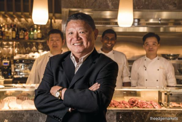 London's makan magnate