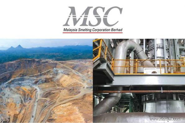 Malaysia Smelting Corp up 4.11% on firm 3Q earnings