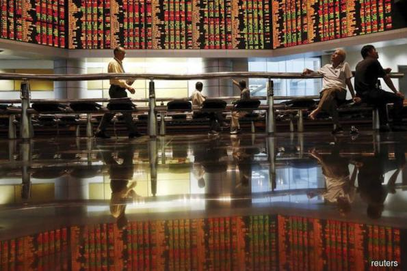 Market rebounds from a two-week decline