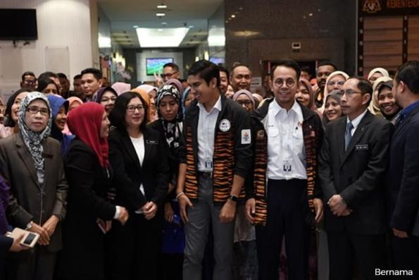 Malaysia targets seven gold medals at 2018 ASIAN Games - Syed Saddiq