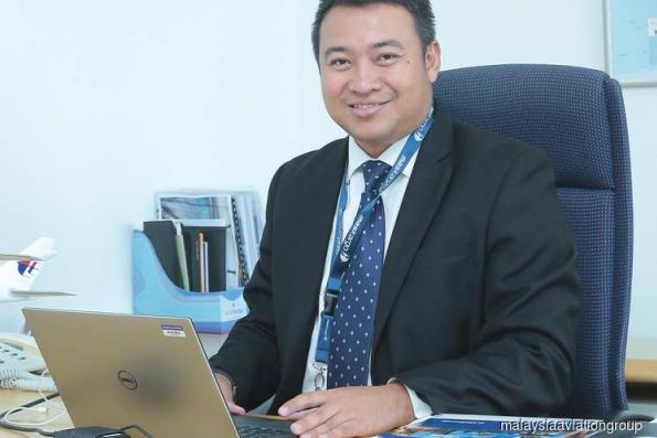 Luqman担任新马航总营运长