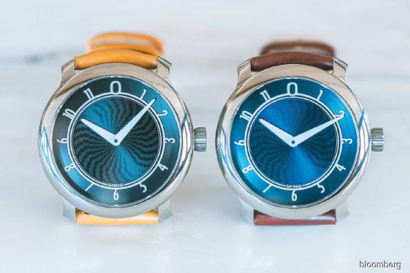 Malaysian brand watch debut