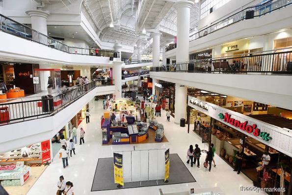 8月批发零售贸易销售额 年涨10.7%至1079亿令吉