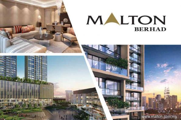 Malton rises 3.96% on solid 1Q earnings