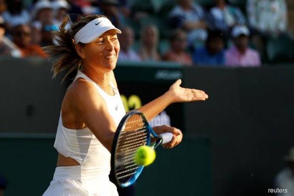 Sharapova suffers shock loss to lowly compatriot