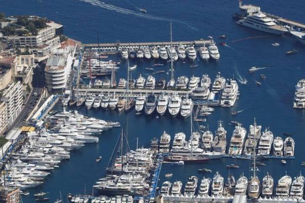 Global wealth: A rising tide lifts all yachts