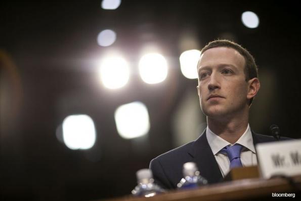 Facebook Set Lobbying Record Amid Cambridge Analytica Furor