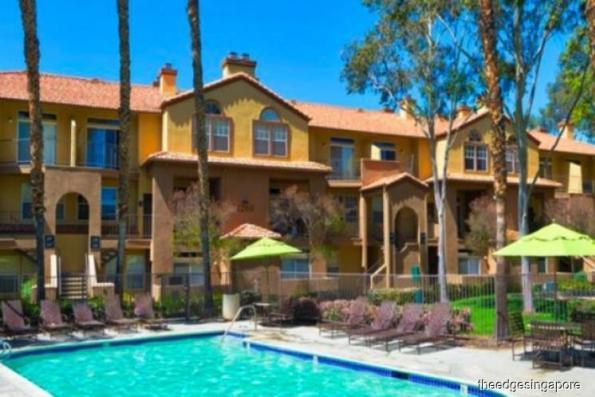 CapitaLand acquires US portfolio of multifamily properties for S$1.14b