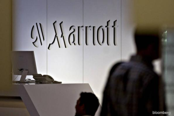 Marriott hit by Starwood hack that ranks among biggest ever