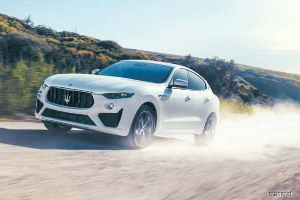 Cars: With the Levante GTS, Maserati creeps up on the Porsche Cayenne
