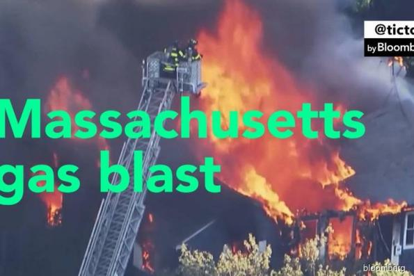 Massachusetts towns evacuated after deadly natural gas blasts