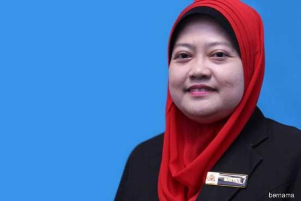 Masyati Abang Ibrahim new chief at Registry of Societies