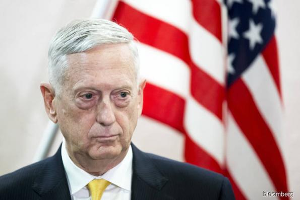 The U.S. 'obviously' doesn't want to contain China, Mattis says