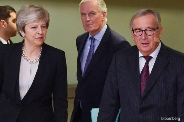 May faces revolt as deal in the desert is off