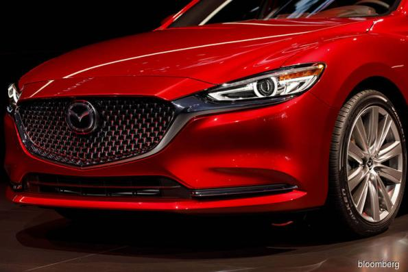 Mazda joins Toyota in condemning Trump's car-tariff plans