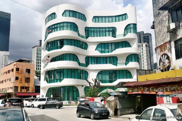 Medan Imbi building owner identified