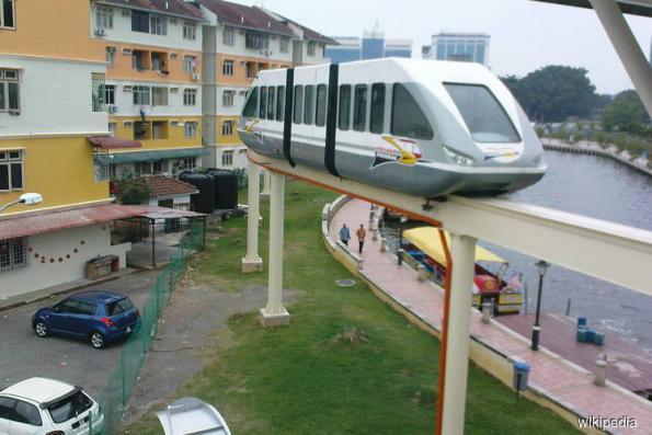 Melaka monorail begins operations again today