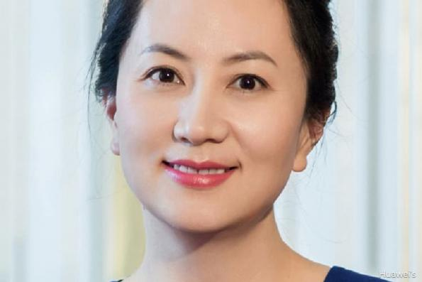 Huawei founder's daughter arrested on U.S. request, clouding China trade truce