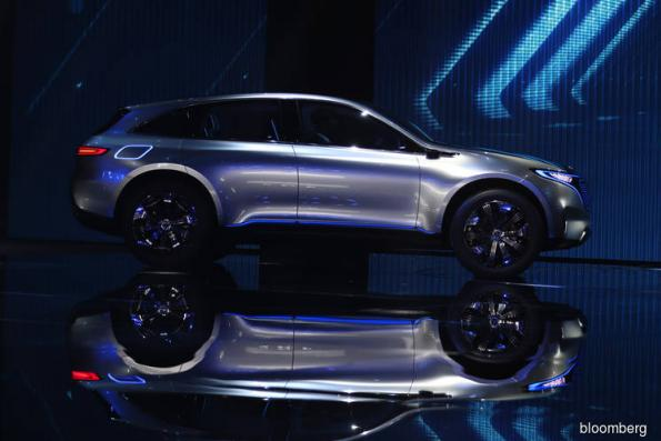 Mercedes readies first Tesla rival in US$12b attack plan