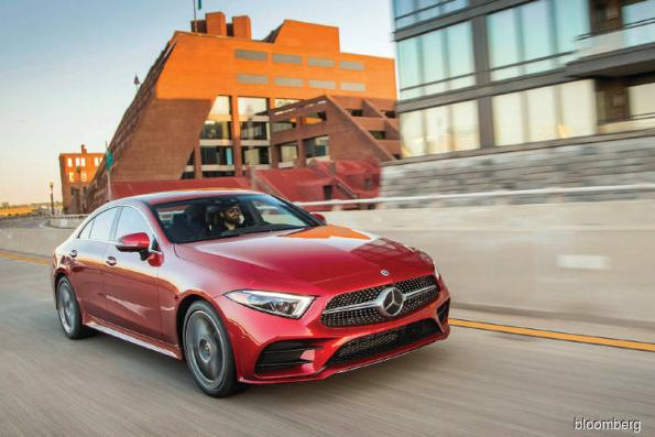 Cars: New Mercedes-Benz CLS offers 'spa' tool that can soothe, fix posture