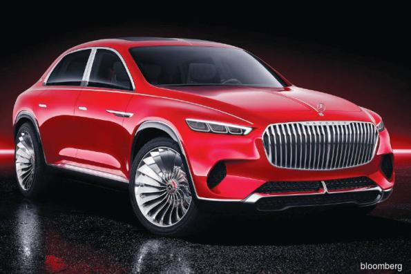 Mercedes-Maybach's crossover appeal