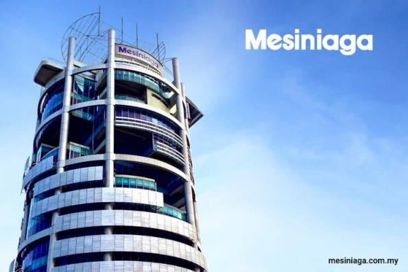After breather, Mesiniaga shares continue upward trend