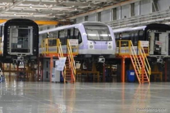 Midas JV unit awarded metro train supply contracts worth S$548m