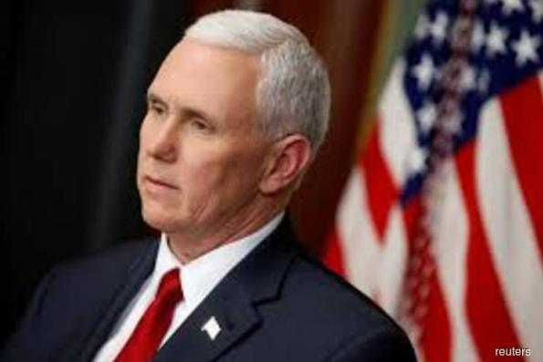 Pence says 'empire and aggression'have no place in Indo-Pacific