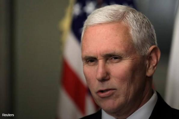 Pence says failed state in Venezuela threatens United States