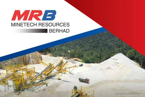 Minetech to acquire 60% stake in quarry operator via share issuance