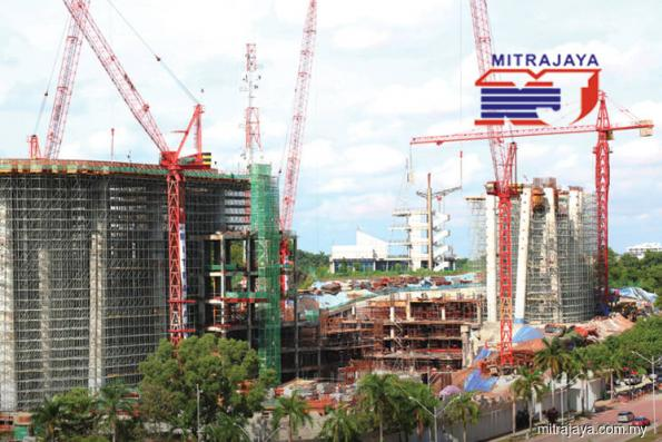 Mitrajaya jumps 8.75% on bagging RM99.9m hospital job