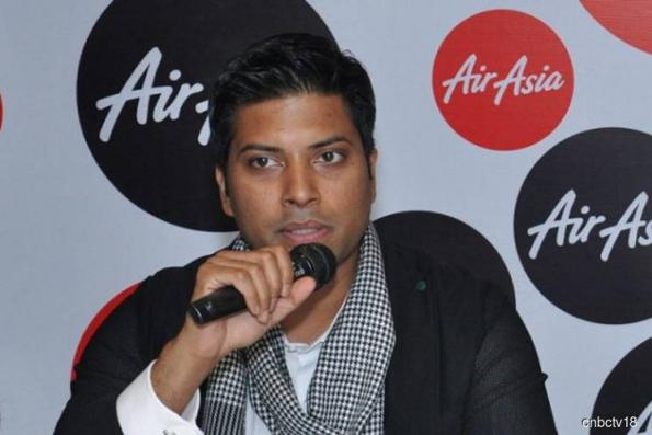 CNBCTV18.com Investigation: AirAsia Bhd boss Tony Fernandes, in confidential letter, instructed Mittu Chandilya to hire Singapore company named in CBI FIR for lobbying