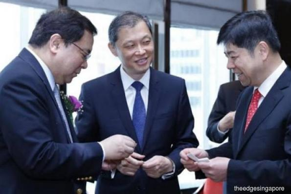 OCBC signs second cross-border financing partnership agreement with Bank of Shanghai