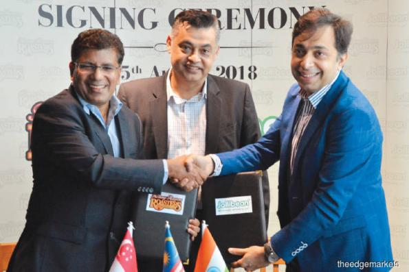 BFood to open at least 30 KRR outlets in India