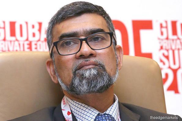 EPF extends Mohamad Nasir Ab Latif's term as CIO