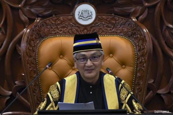 Speaker confirms Danyal's resignation, notifying EC